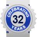 Celebrating 32 years