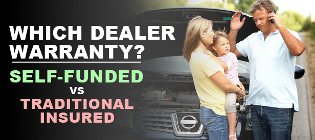 Self Funded Dealer Warranty vs Traditional Insured Dealer Warranty