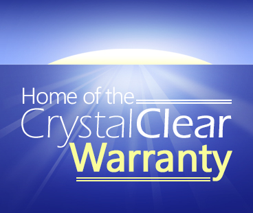 The Crystal Clear Warranty